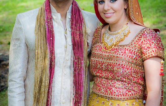 Kim and Sunil Hindu Wedding, Kelvingrove Mandir, Glasgow