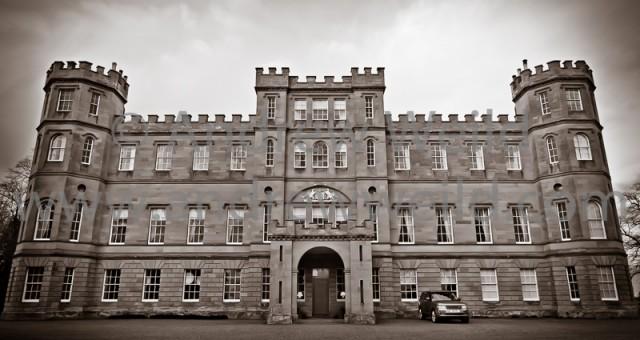 Wedderburn Castle Party