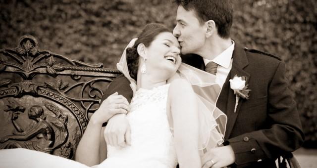 Wedding photography Edinburgh - Eilidh and Alan