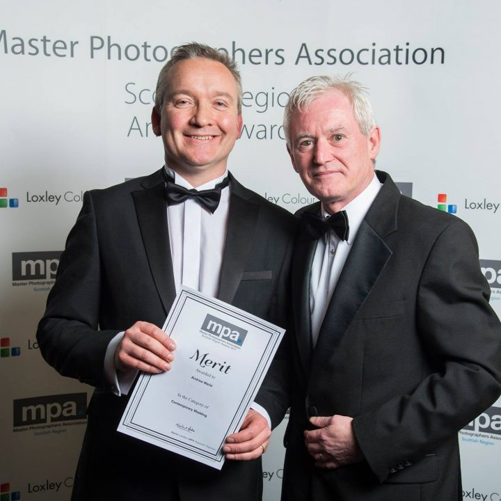 Master Photographer's Association Scotland Awards