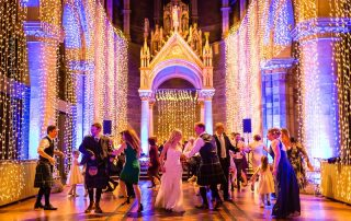 Scotland Wedding Mansfield Traquir