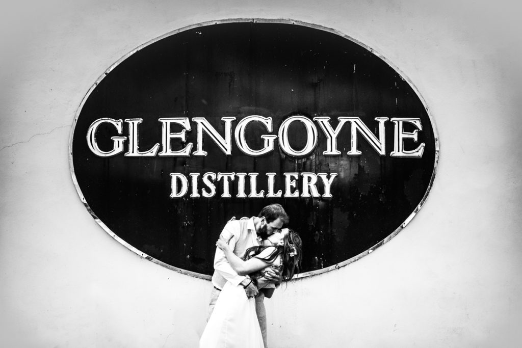 Scottsih Destination Wedding Whisky Distillery