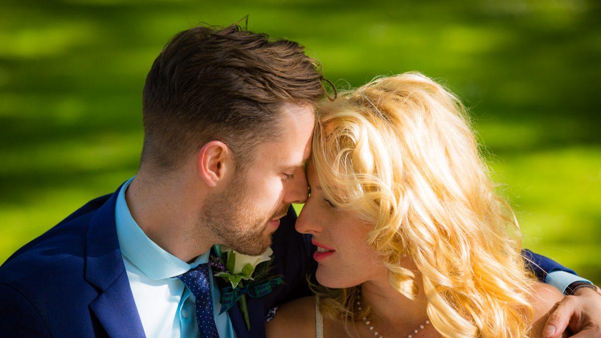 Natural Scotland Wedding Photography