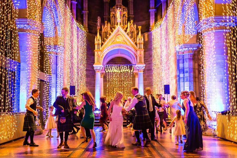 Scotland Wedding Mansfield Traquir