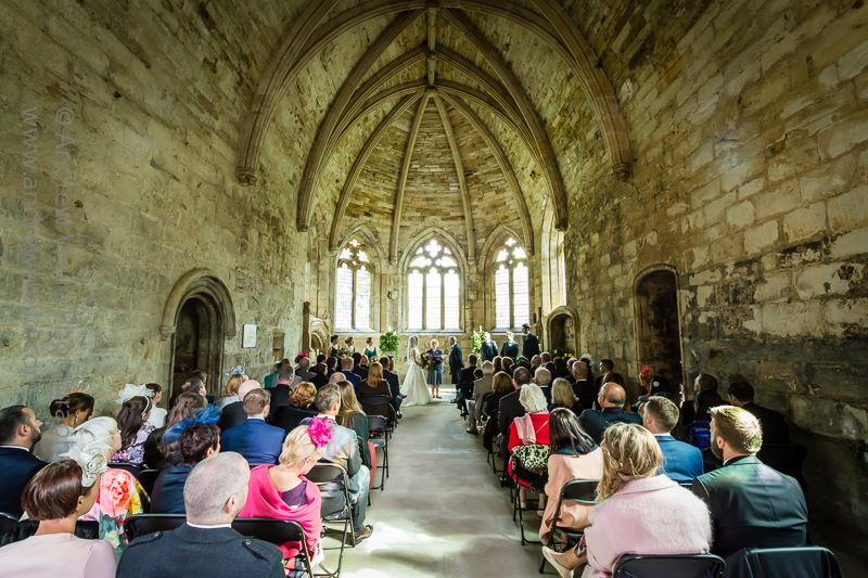 Seton Collegiate Church - Wedding Photography Scotland
