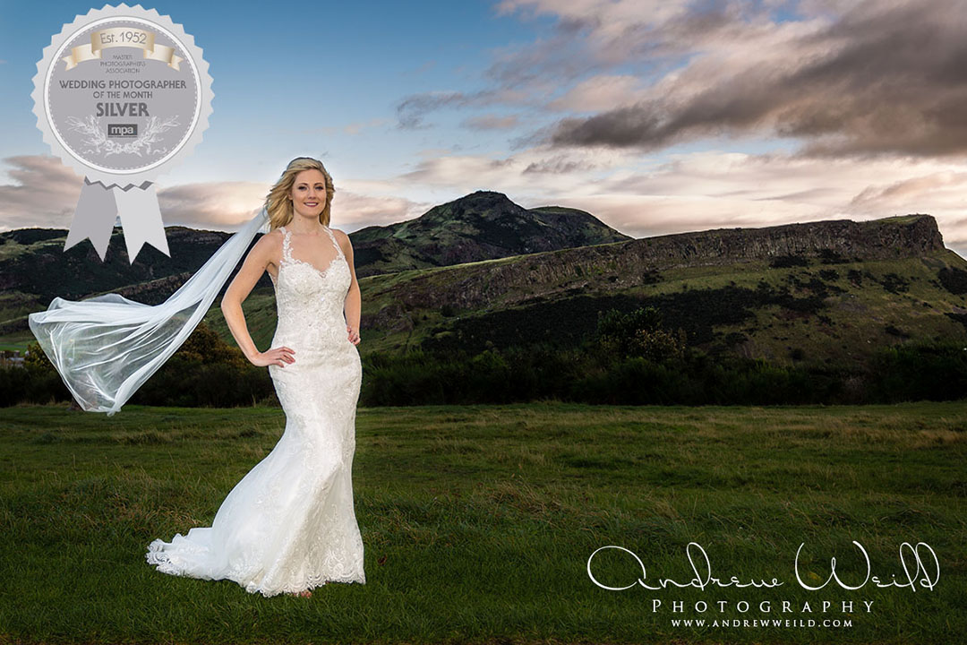 Wedding photography Mansfield Traquair Carlton Hill Edinburgh