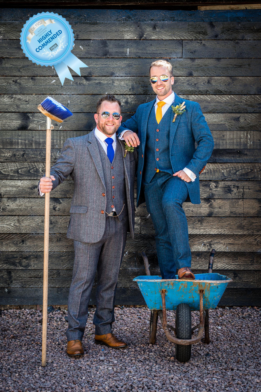 Wedding photography Kenmore Scotland