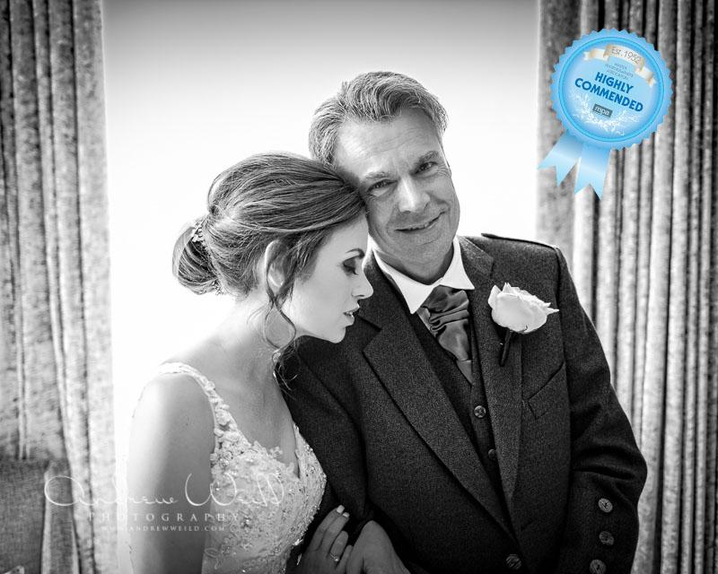 Wedding photography Carlowrie Castle Scotland